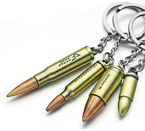 FREE Bullet Key Chains