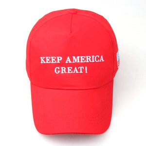 Keep America Great Caps - Trump 2020 Supporters