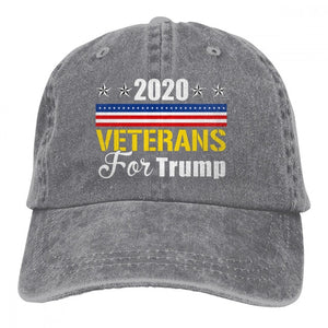 Veterans for Trump 2020 Hat