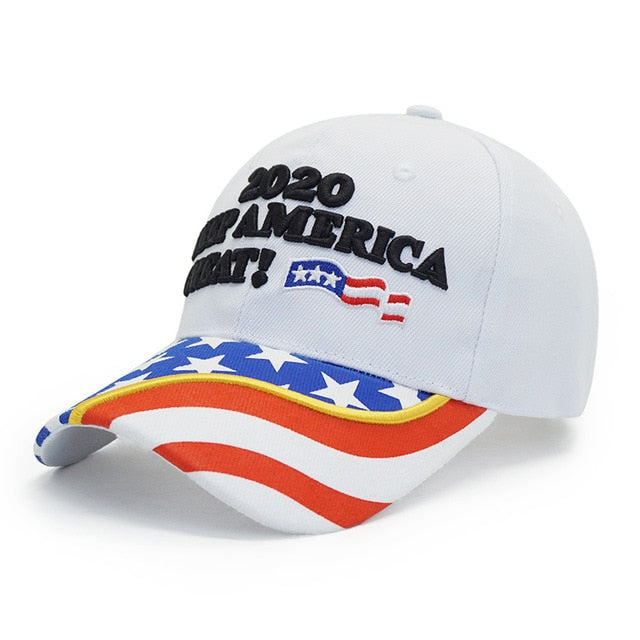 KAG 2020 - USA Flag Cap