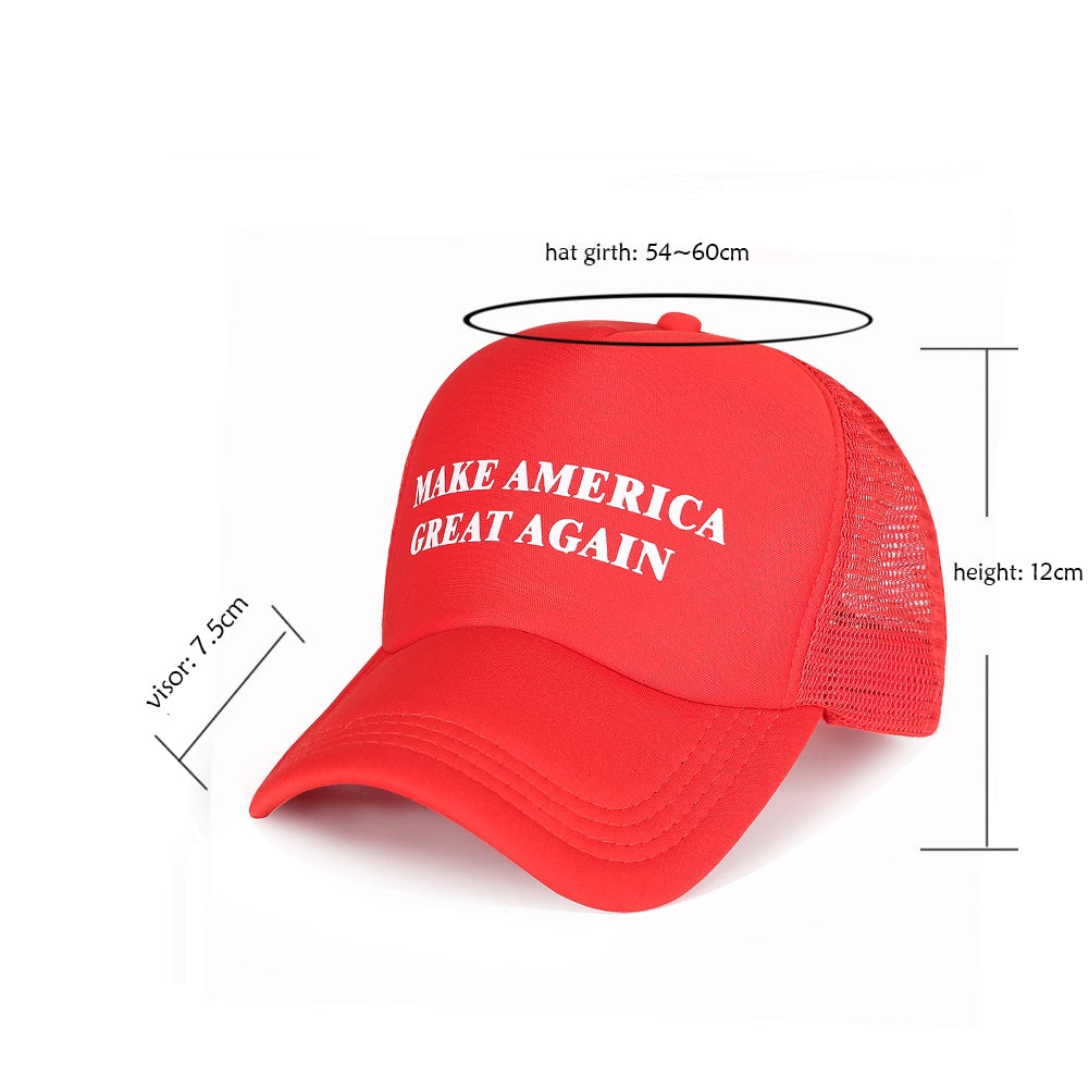 Make America Great Again Mesh Caps