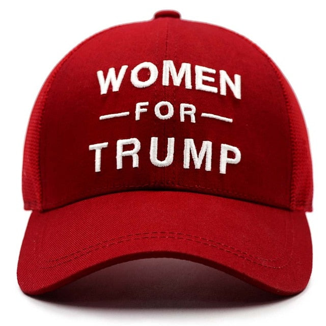 Women for Trump Cap
