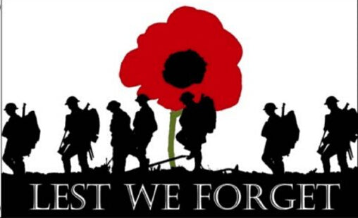 Lest We Forget Flag - 3 ft x 5 ft
