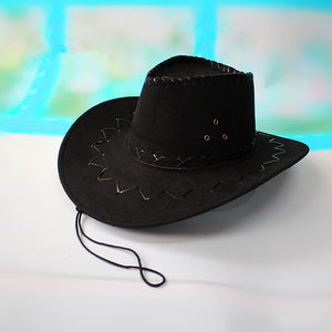 Cowboy Hat (Black/Khaki/Coffee)