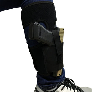 FREE Ankle Holster with Calf Strap - Concealed and Padded