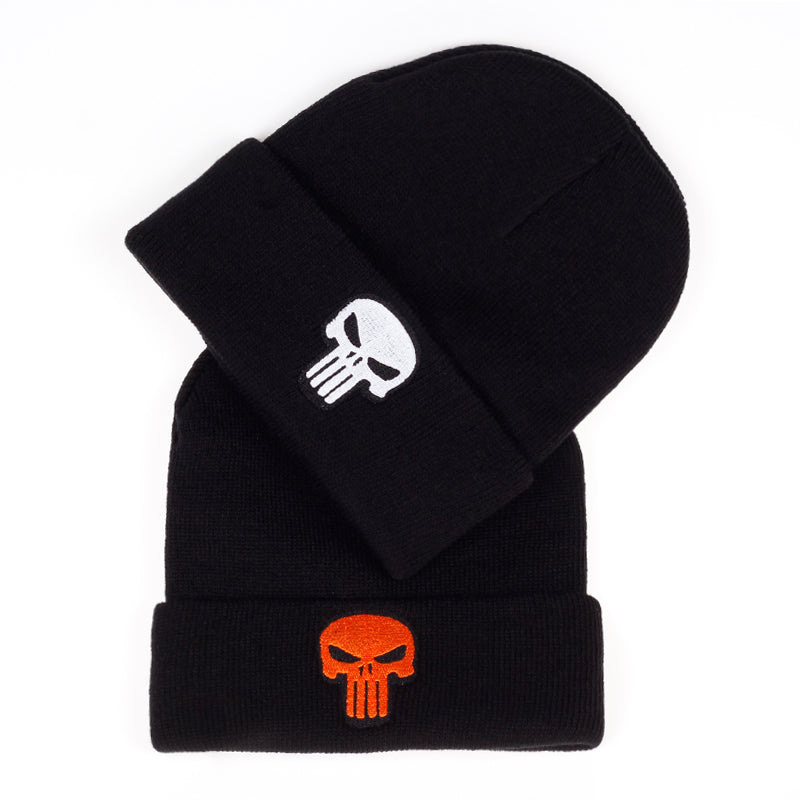 FREE SEALS Winter Cap (White/Red)