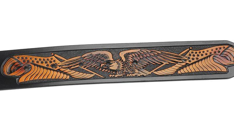 The Proud American - USA Eagle Belt