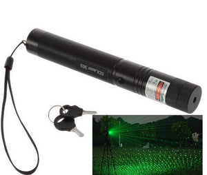 Military Grade Laser - 5000 mw & 532 nm