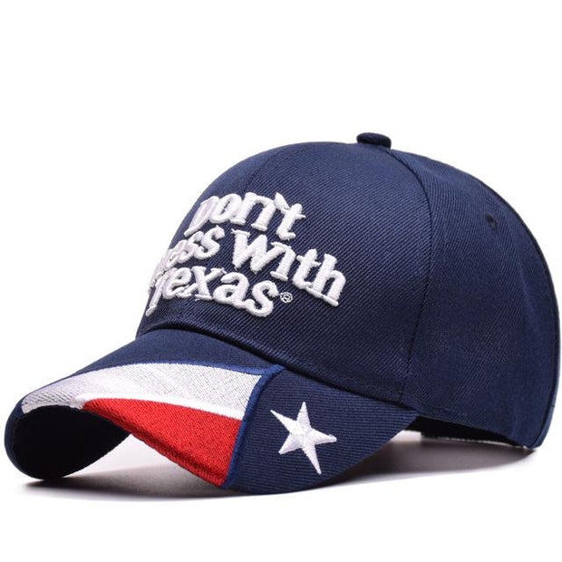 Don't Mess With Texas - Baseball Caps