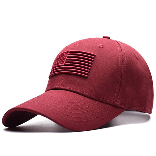 USA 3D Flag Cap