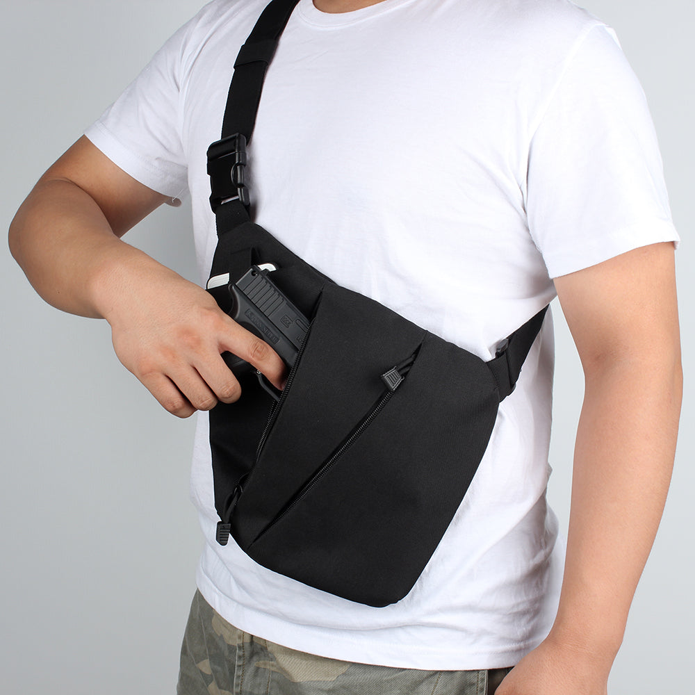 Concealed Multifunctional Tactical Holster/Bag