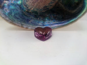 Heart Purple Orgone