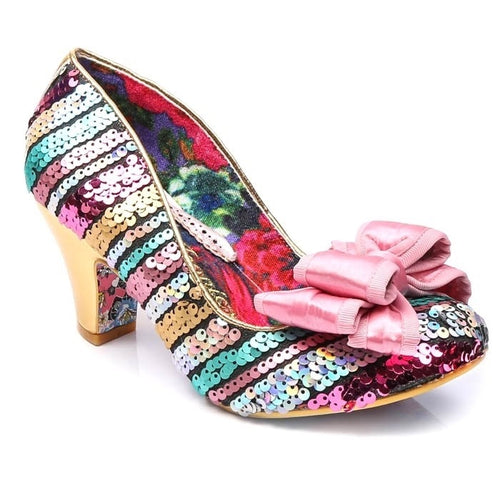Irregular Choice Lady Ban Joe Shoes - Multi