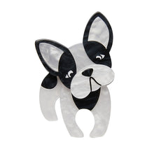 Erstwilder Fan Favourites Fabian the French Bulldog Brooch
