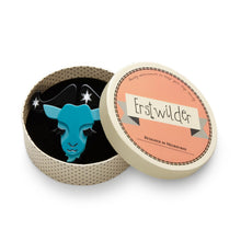 Erstwilder Capricorn the Controlled Brooch