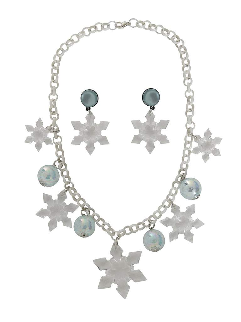 Collectif Aster Winter Necklace Set