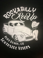 Bombshell Tee - Rockabilly Rev Up (Ladies)