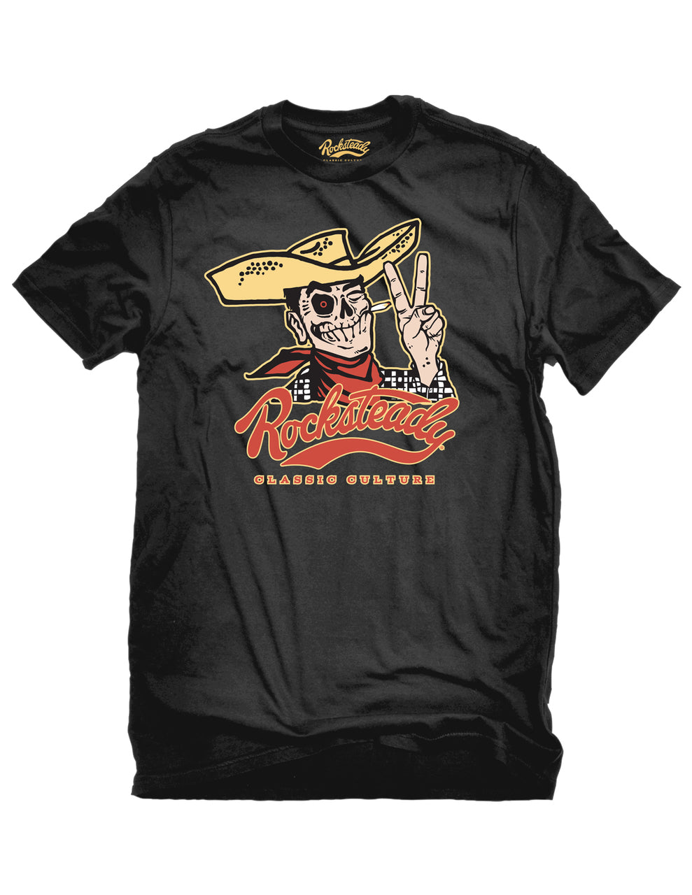 Steady Rocksteady Howdy Mens Tee