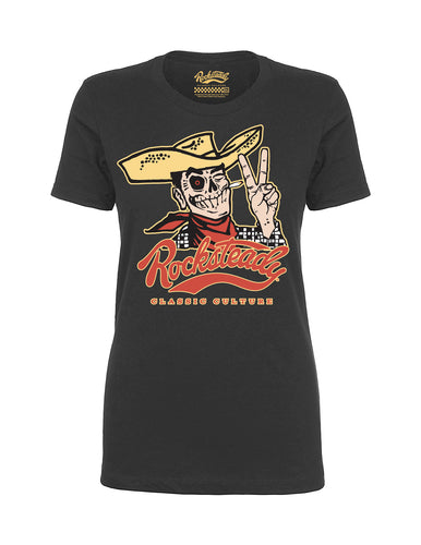 Steady Rocksteady Howdy Ladies Tee