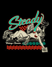 Steady Tiki Ladies Tee