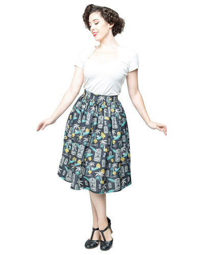 Steady Tiki in Paradise Skirt