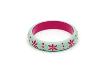 Splendette Midi Parrot Carved Bangle
