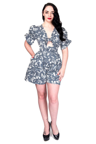 Rebel Love Clothing Bahama Mama Romper