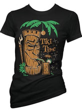 Pinky Star Tiki Time Tee