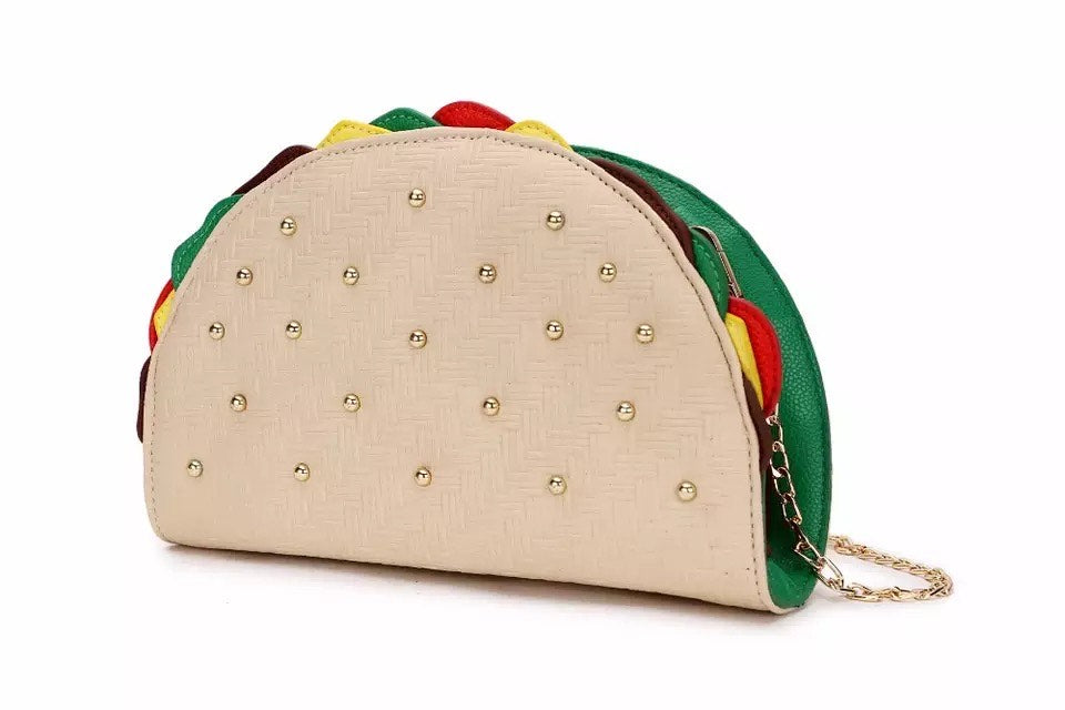 Bombshell Taco Dirty To Me Purse