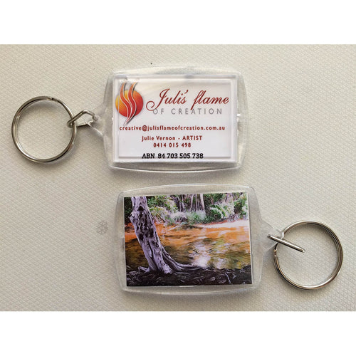 Key Ring - Ollera Tranquility
