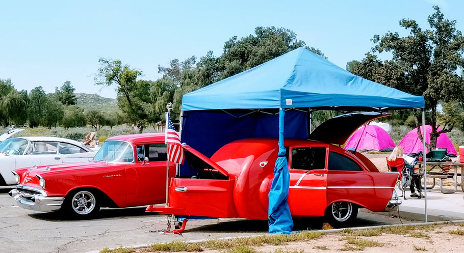 Lake Perris Teardrop Gathering 2019