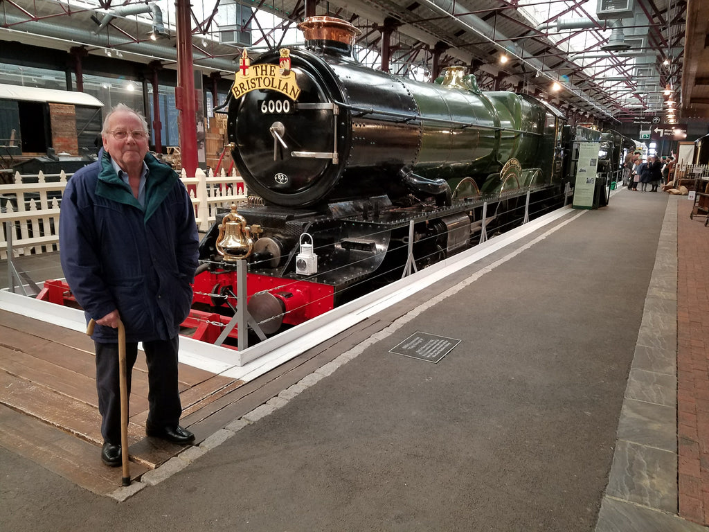 Fabulous Day Out at the Museum of the Great Western Railway