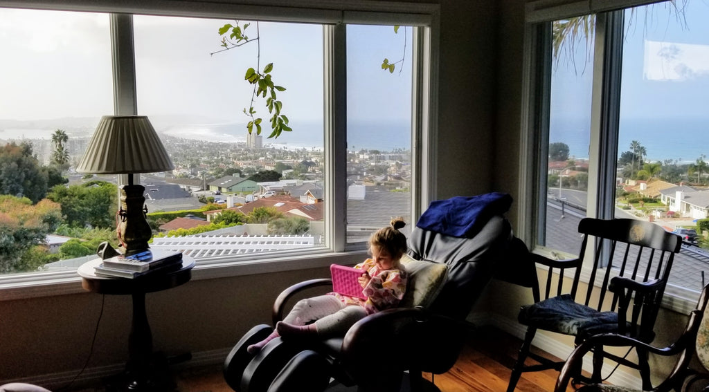 Panoramic Ocean Views from Our La Jolla House Sit