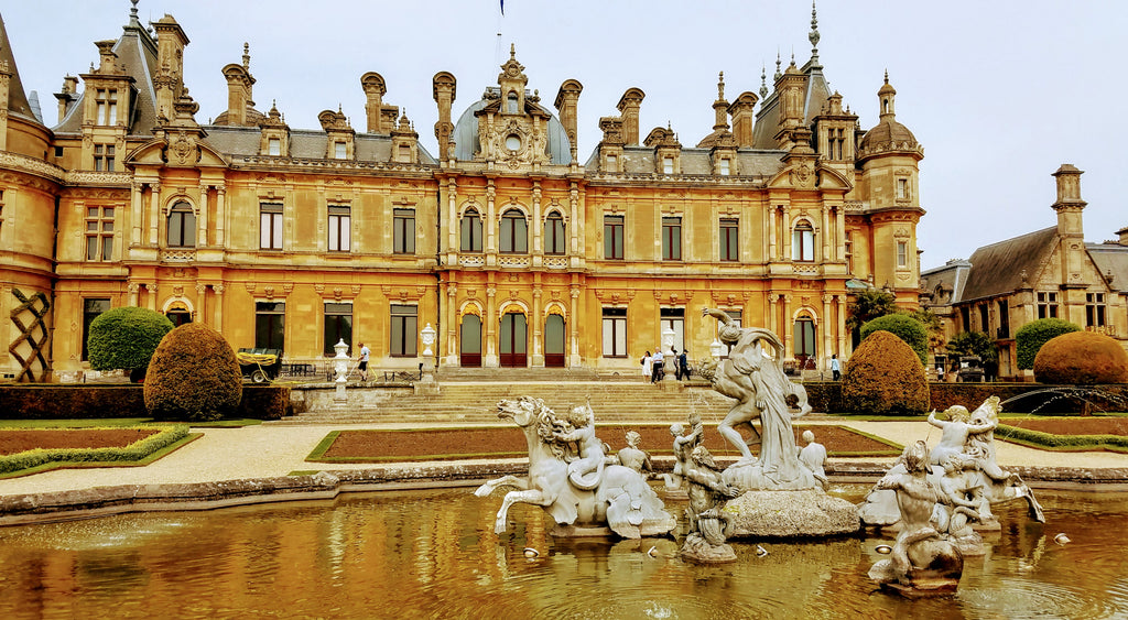 Waddesdon Manor - a National Trust Property