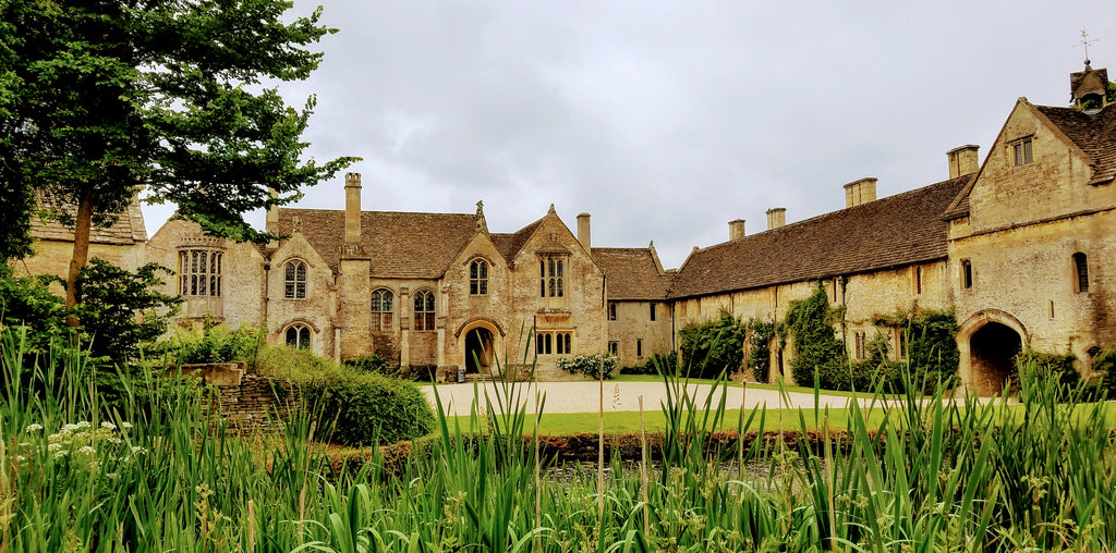 Great Charfield Manor - One of the many National Trust Properties Visited while in England living A Life Redesigned