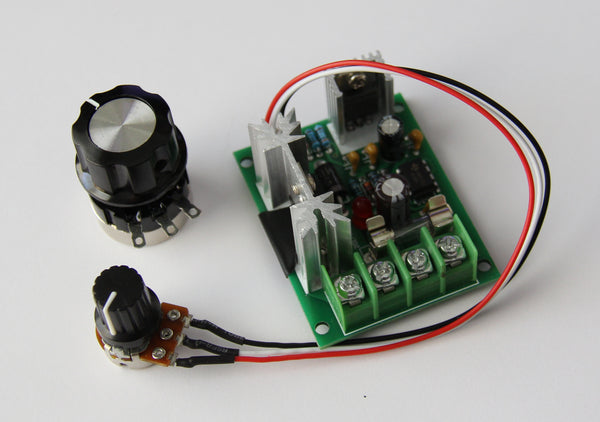 Replacement parts for teardrop fan variable speed controller