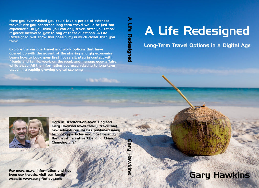 Sample Chapters from a 'A Life Redesigned' (PDF Format)
