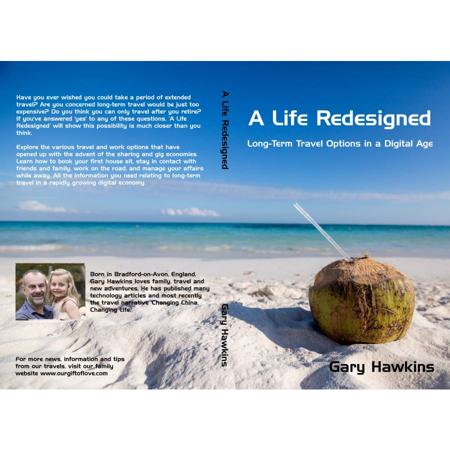 A Life Redesigned Book Party (Available Only in USA) - Book