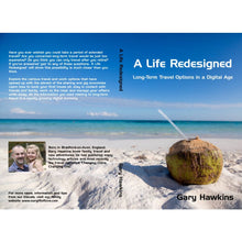 A Life Redesigned Speaking Engagement (Available Only in USA) - Book