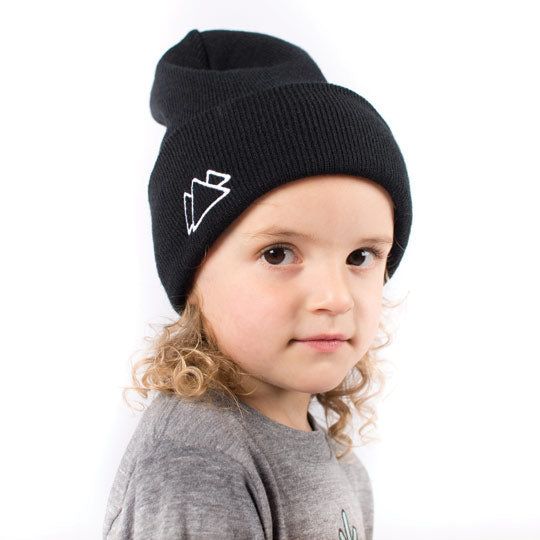 Mountain Cuffed Beanie