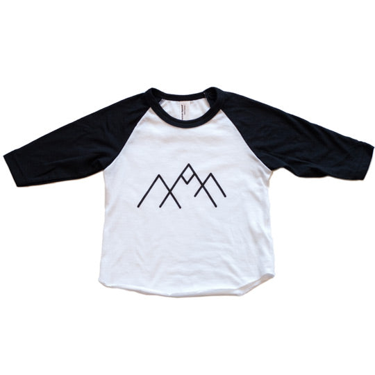 Mountain Baseball T-Shirt Infant