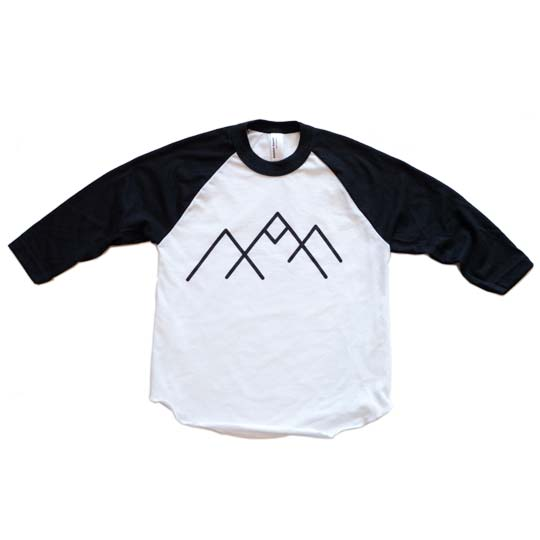 Mountain Baseball T-Shirt Toddler