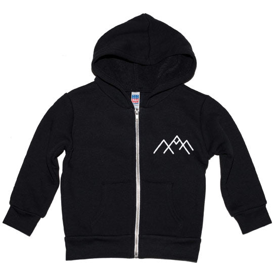 Mountain Zip-up Hoodie Toddler