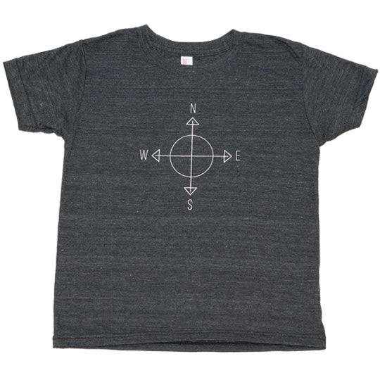 The crew collective compass toddler shirt