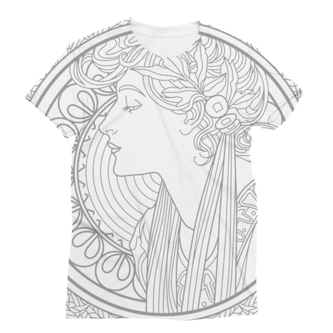 Sublimation T-Shirt - Kharla Khufu