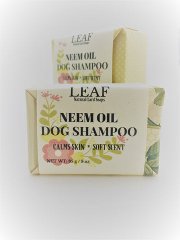 Neem Oil Dog Shampoo