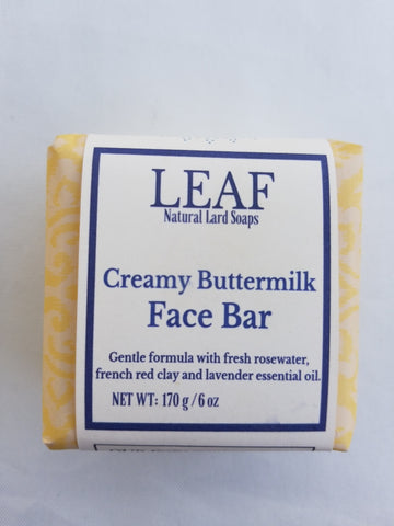 Creamy Buttermilk Face Bar