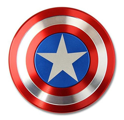 The Best Deal Captain America Fidget Spinner - 30% OFF