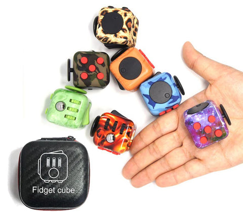 Fidget Cube Colored