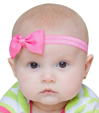 Baby Mini Bowknot Headband